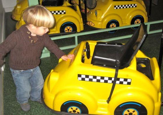 Colton Taxi