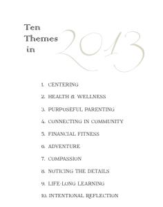 2013Themes