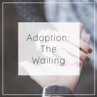 Preparing for Adoption - The Waiting
