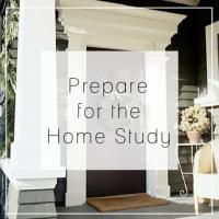 Preparing for Adoption - The Home Study